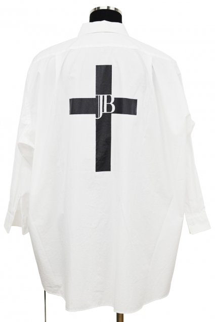 JOHNNY BUSINESS(ジョニービジネス )Over Cross Shirt