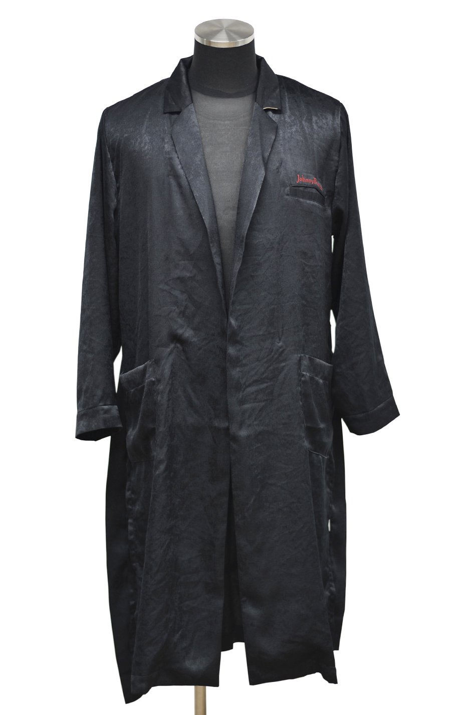 JOHNNY BUSINESS(ジョニービジネス ) HAWOL Gown Coat / Black