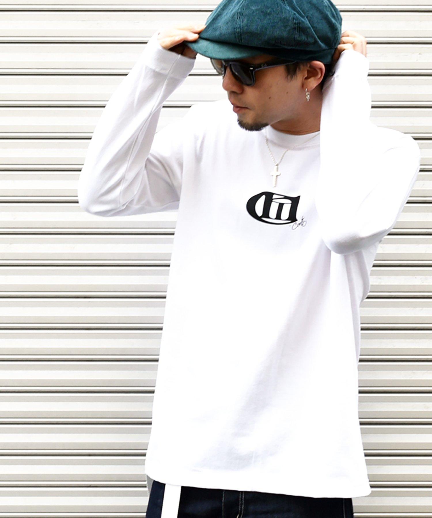 'Conti(コンマコンティ)COMMA CONTI TOKYO L/S T-Shirt / ホワイト