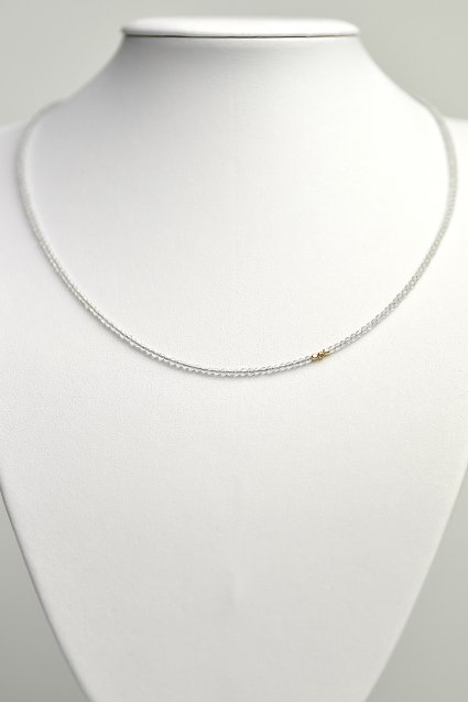 Johnny Business(ジョニービジネス) Basic White Necklace