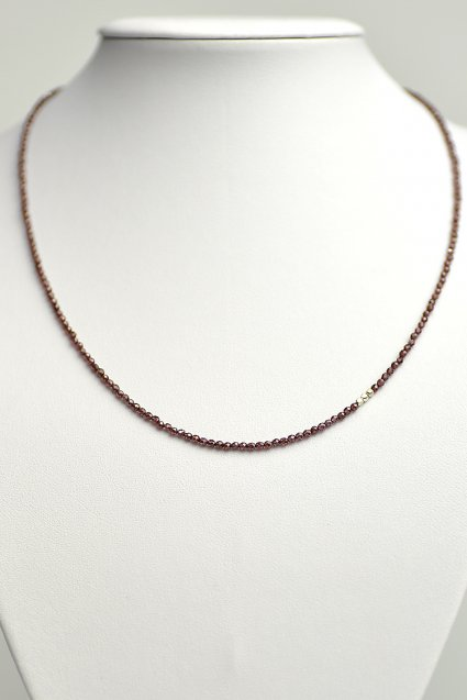Johnny Business(ジョニービジネス) Basic Red Necklace