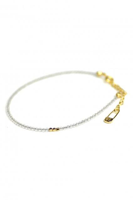 Johnny Business(ジョニービジネス) Basic White Bracelet