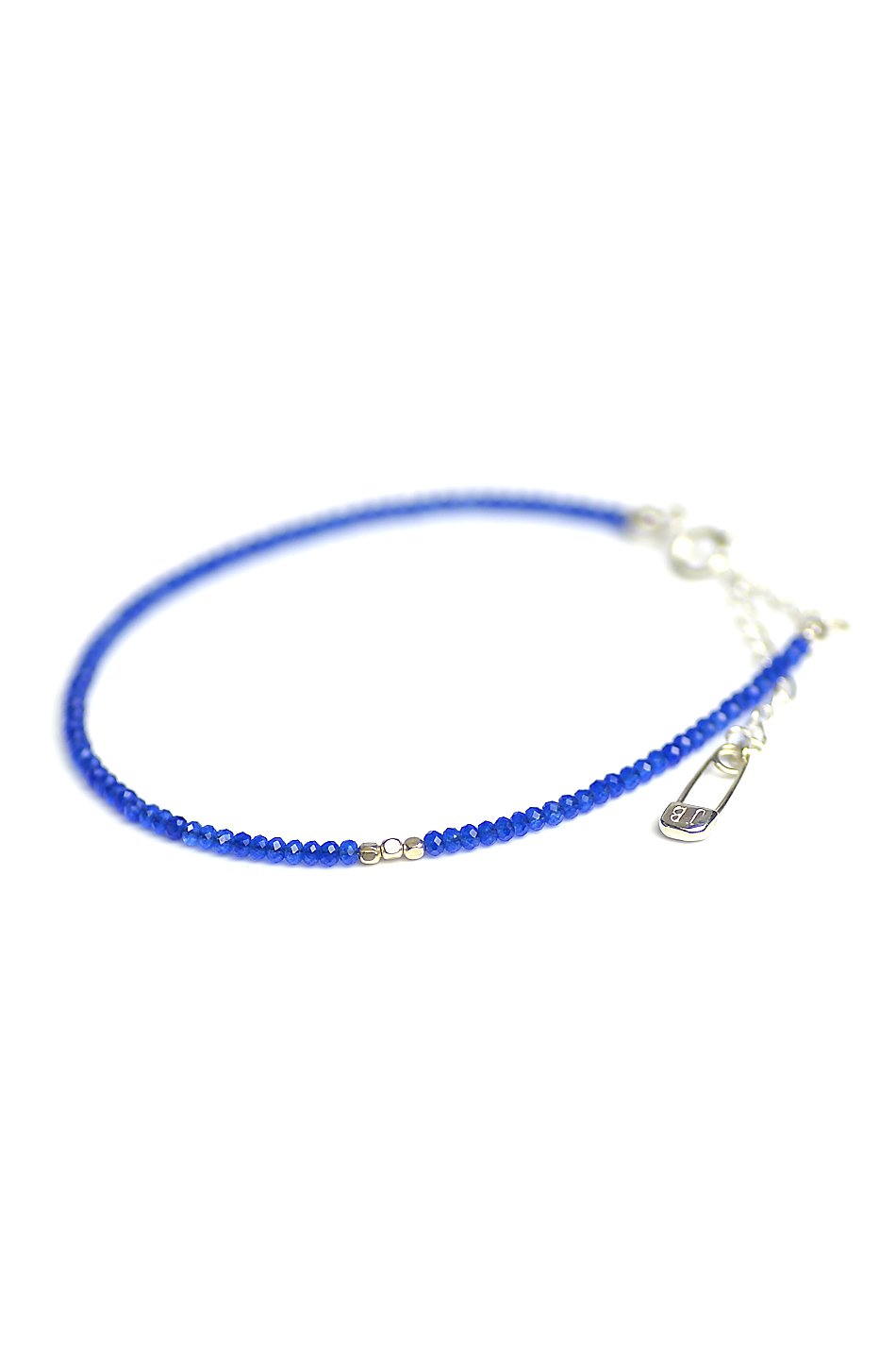 Johnny Business(ジョニービジネス) Basic Blue Bracelet
