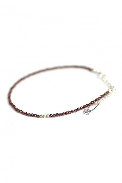 Johnny Business(ジョニービジネス) Basic Red Bracelet