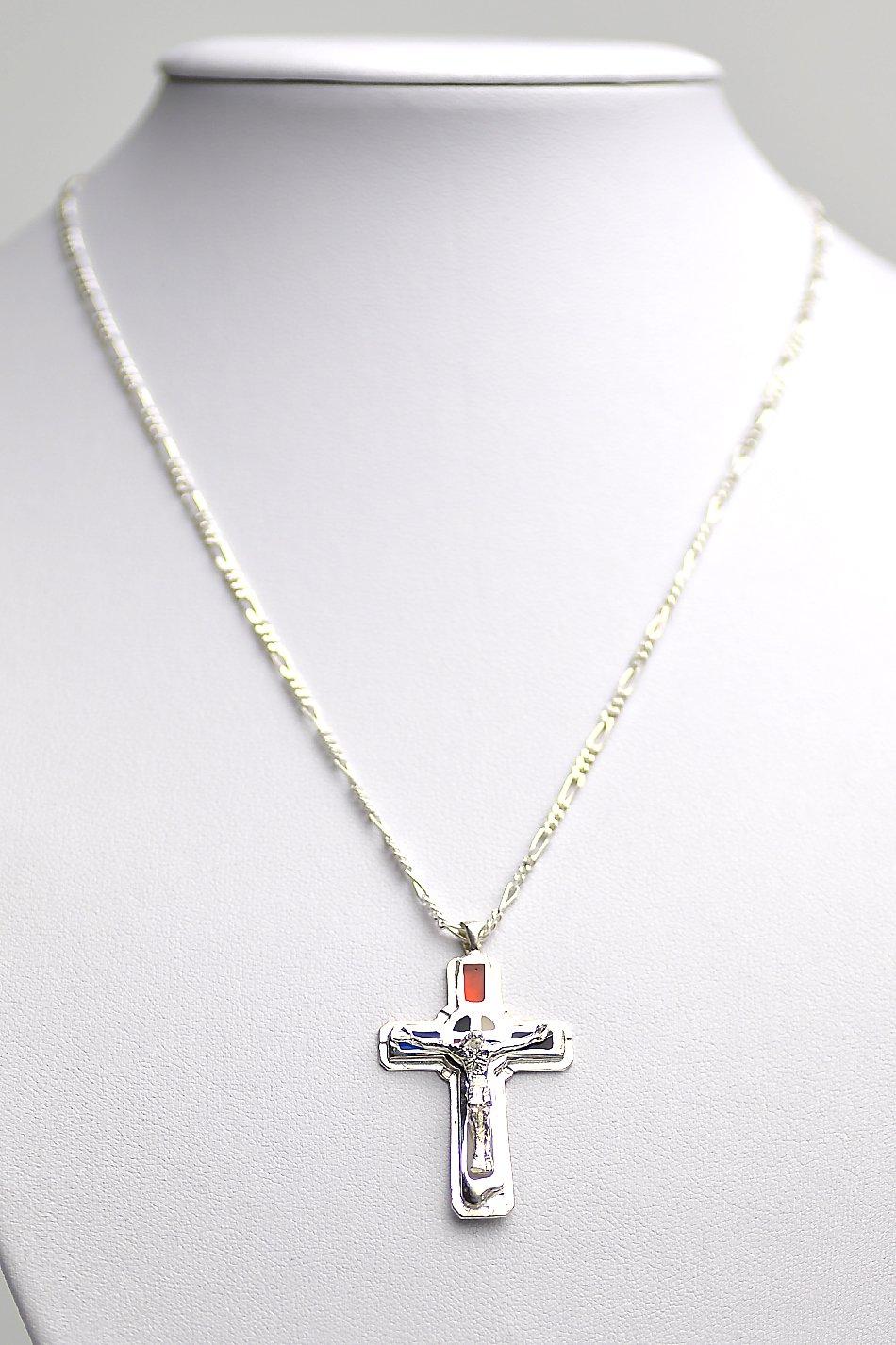 ★受注生産予約 SAHRIVAR(シャフリーヴァル)Mi Vida Loca Jesus Necklace