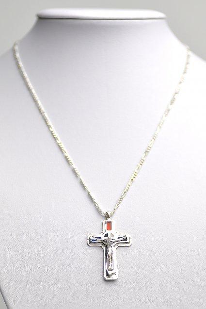 ■受注生産予約(8/9 am10:00まで)■ SAHRIVAR(シャフリーヴァル)Mi Vida Loca Jesus Necklace