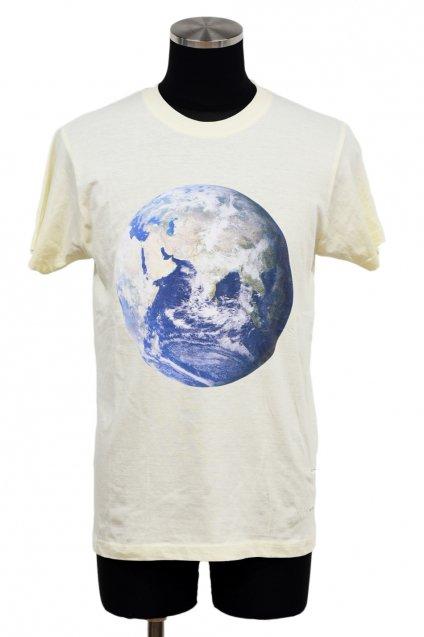 ARIGATO FAKKYU - アリガトファッキュ GAIA T-Shirt / Natural
