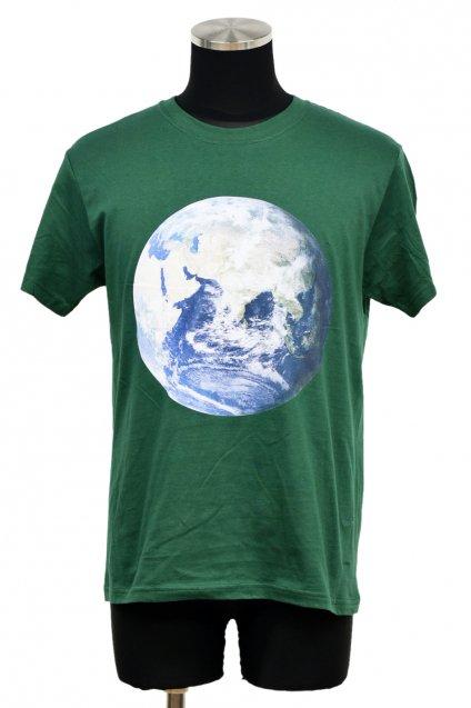 40%off! ARIGATO FAKKYU - アリガトファッキュ GAIA T-Shirt / Green
