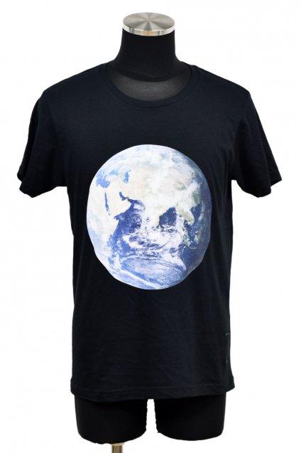 ARIGATO FAKKYU - アリガトファッキュ GAIA T-Shirt / Black