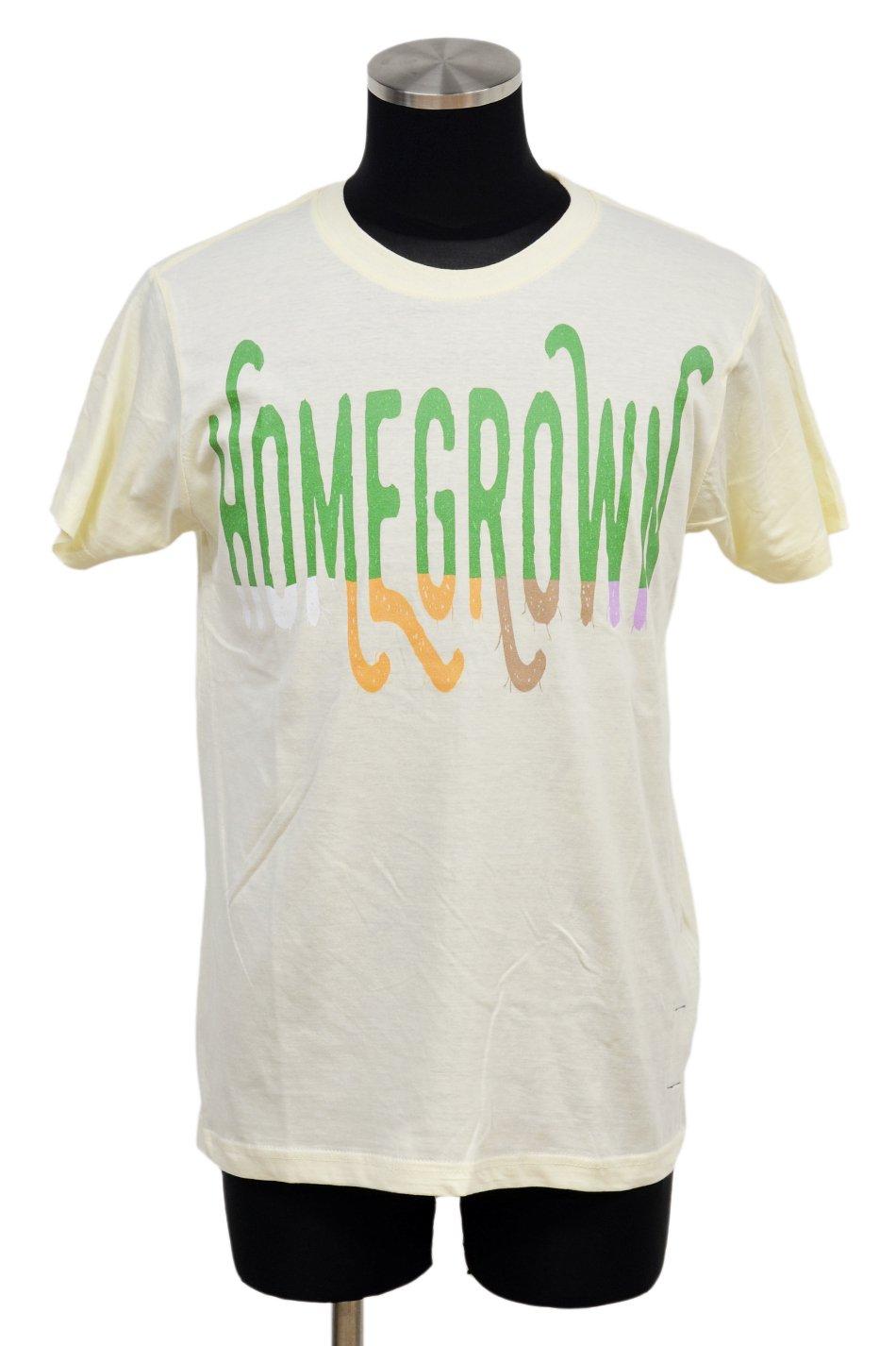 40%off! ARIGATO FAKKYU - アリガトファッキュ HOMEGROWN T-Shirt / Natural