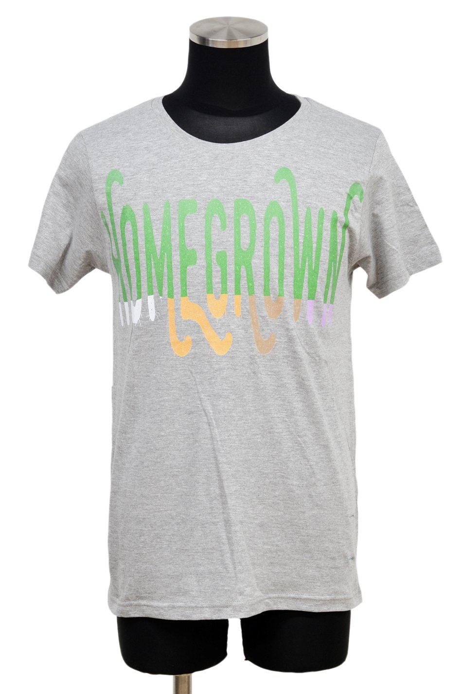 40%off! ARIGATO FAKKYU - アリガトファッキュ HOMEGROWN T-Shirt / Heather Gray