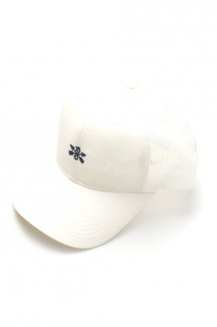 Burnout(バーンアウト)Crossed Arrows Mesh Cap / ホワイト