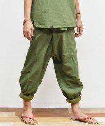 ARIGATO FAKKYU(アリガトファッキュ) Thai Pants / Hemp Cotton