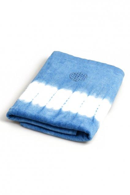 ARIGATO FAKKYU - アリガトファッキュ 藍染めタオル / 絞り染め(薄)