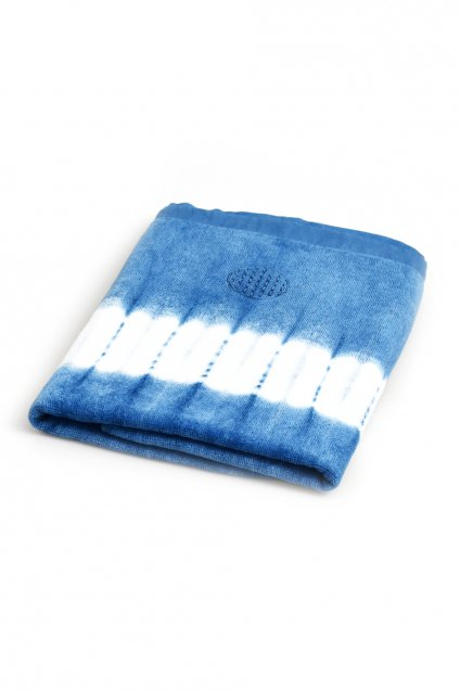 ARIGATO FAKKYU - アリガトファッキュ 藍染めタオル / 絞り染め(濃)