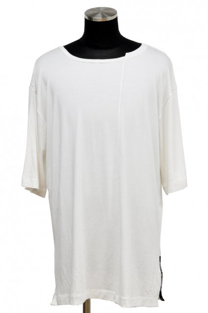 JOHNNY BUSINESS(ジョニービジネス )Deviant Half Sleeve T-Shirt / White