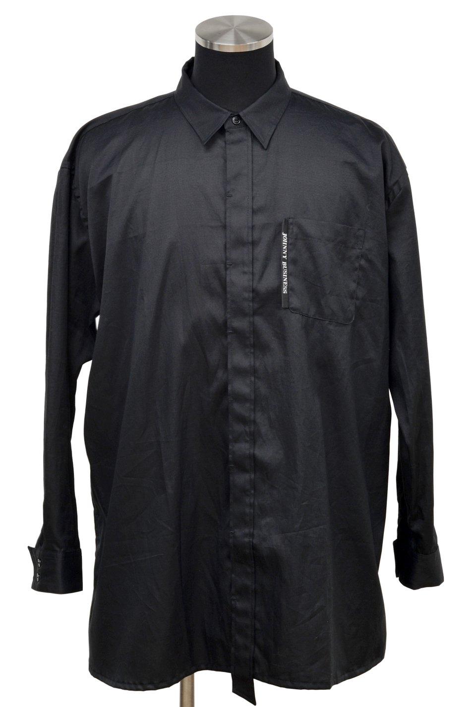 JOHNNY BUSINESS(ジョニービジネス )Plane Shirt / Black