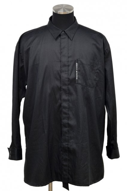JOHNNY BUSINESS(ジョニービジネス )Plane Shirt / Black