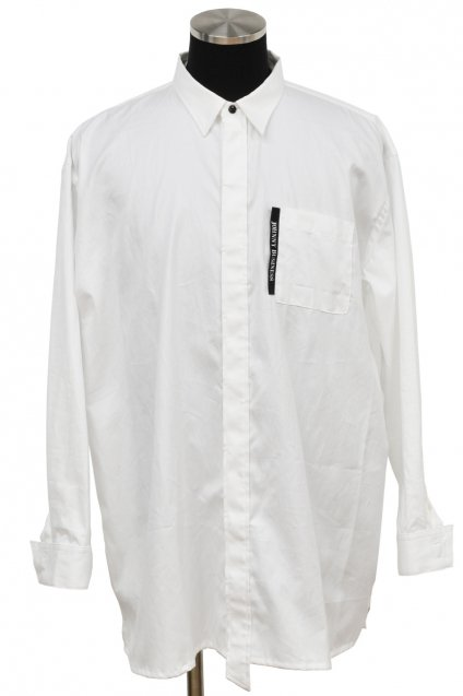 JOHNNY BUSINESS(ジョニービジネス )Plane Shirt / White