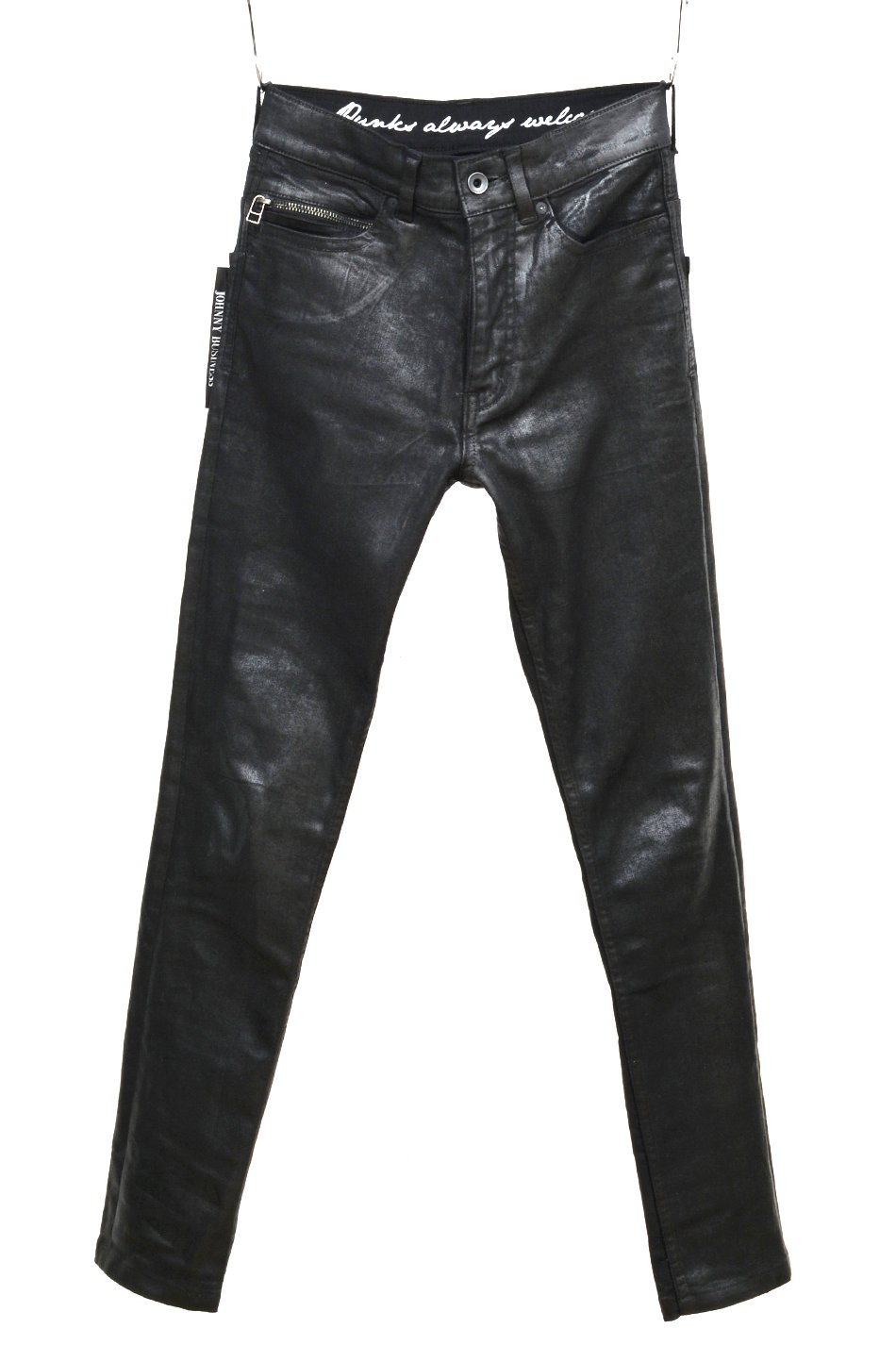 JOHNNY BUSINESS(ジョニービジネス )JB Super ST Denim Pants / Oiled