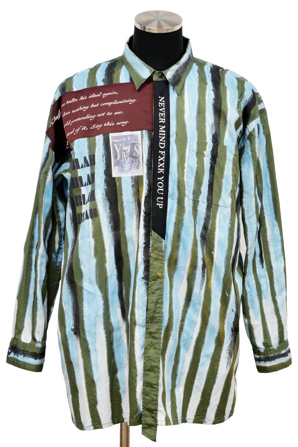 JOHNNY BUSINESS(ジョニービジネス )Anarchy Shirt