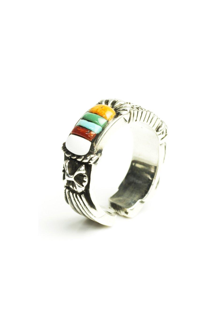 ★受注生産予約 PIKEY(パイキー)Shaman Ring(Silver925)