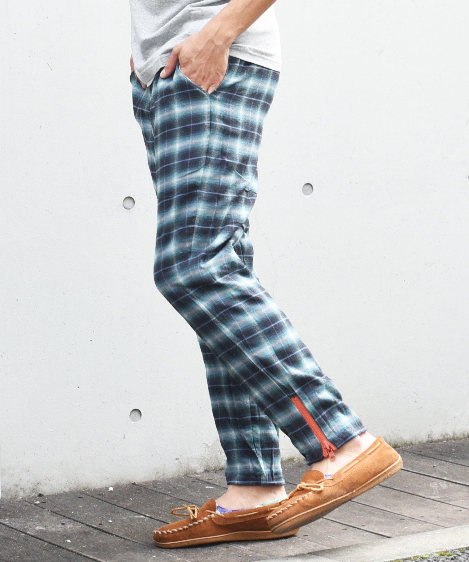 ARIGATO FAKKYU - アリガトファッキュ JERSEY SLACKS / #1