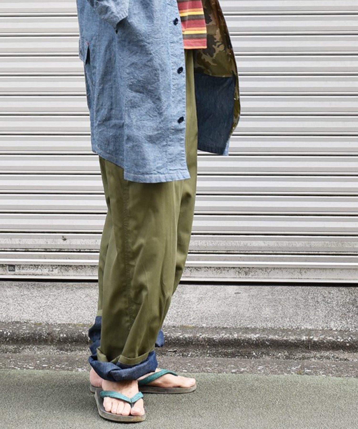 25% ARIGATO FAKKYU - アリガトファッキュ CHINO / PAINTER PANTS / #1