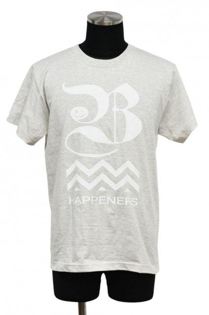 Burnout(バーンアウト)コレクションテーマロゴ Tシャツ / オートミール