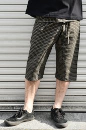 ARIGATO FAKKYU - アリガトファッキュ SHORT THAI PANTS / JACQUARD<img class='new_mark_img2' src='https://img.shop-pro.jp/img/new/icons5.gif' style='border:none;display:inline;margin:0px;padding:0px;width:auto;' />