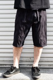 ARIGATO FAKKYU - アリガトファッキュ SHORT THAI PANTS / BLACK
