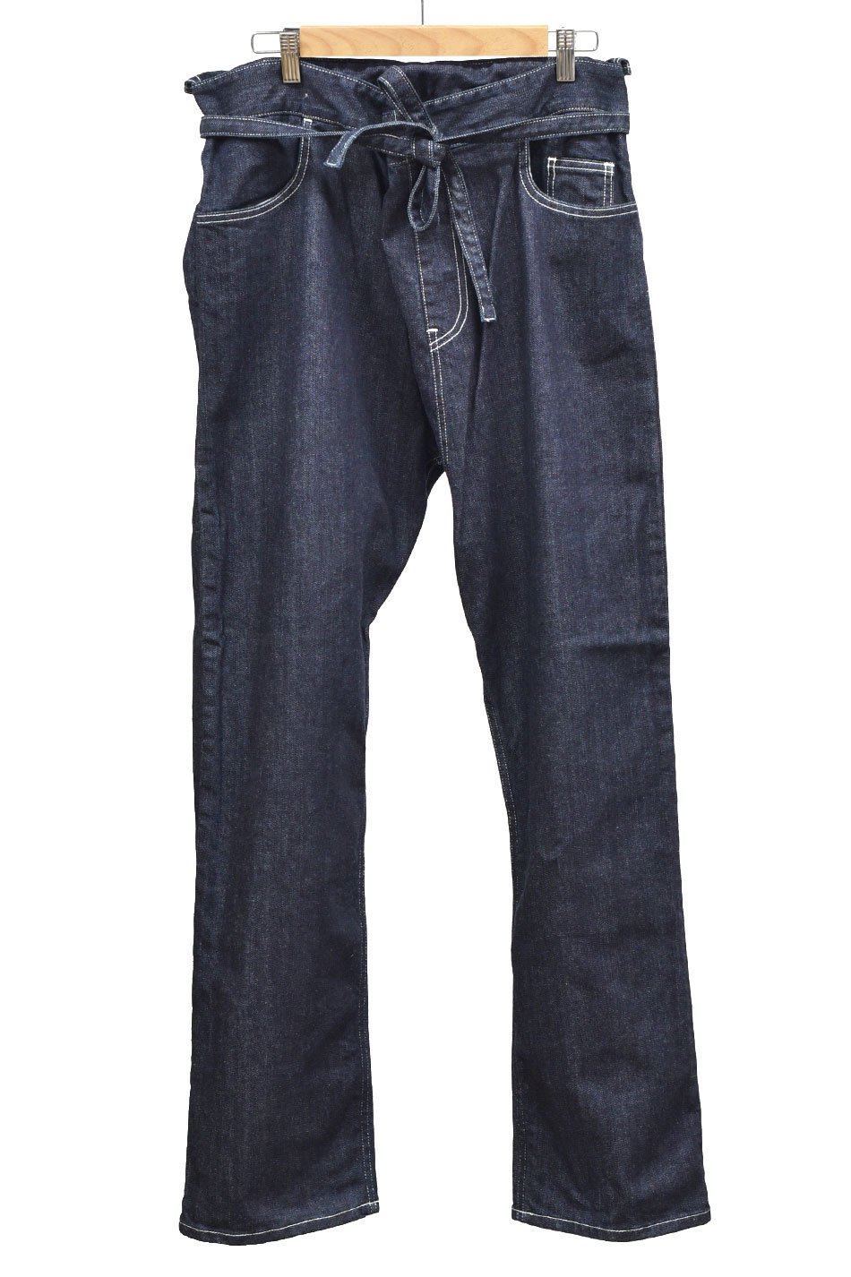 ARIGATO FAKKYU - アリガトファッキュ DENIM THAI PANTS / ONE WASH<img class='new_mark_img2' src='https://img.shop-pro.jp/img/new/icons5.gif' style='border:none;display:inline;margin:0px;padding:0px;width:auto;' />