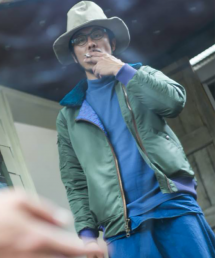 【HALLOWEEN FINALE EVENT 30%off!!】ARIGATO FAKKYU - アリガトファッキュ FLIGHT JACKET / KHAKI