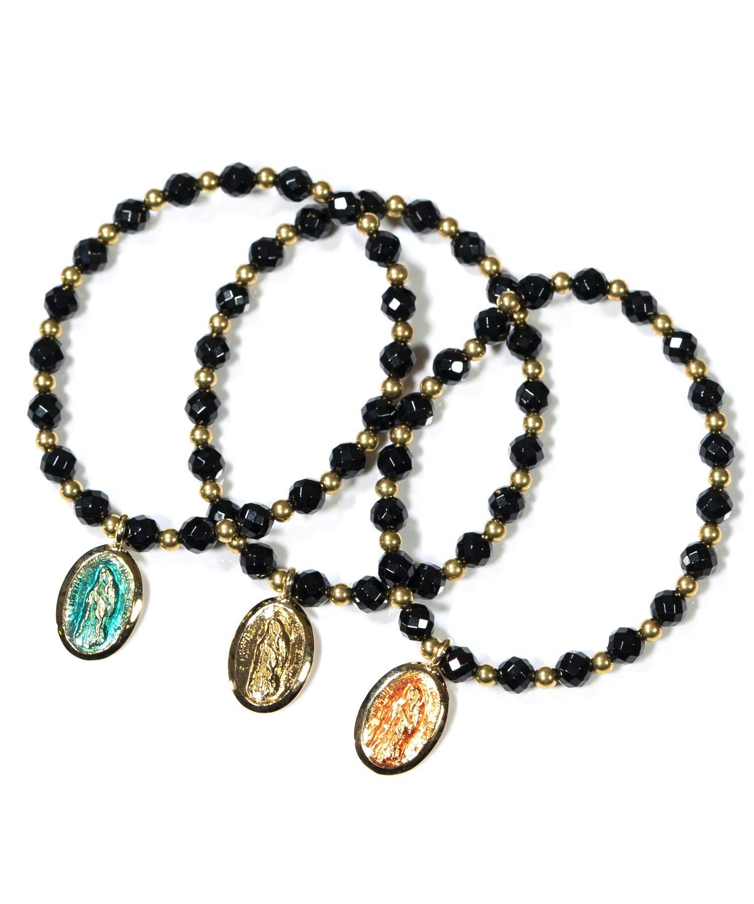 【SHR 10th】★受注生産予約 SAHRIVAR(シャフリーヴァル)Enameled Maria Beads BR 10TH ANV