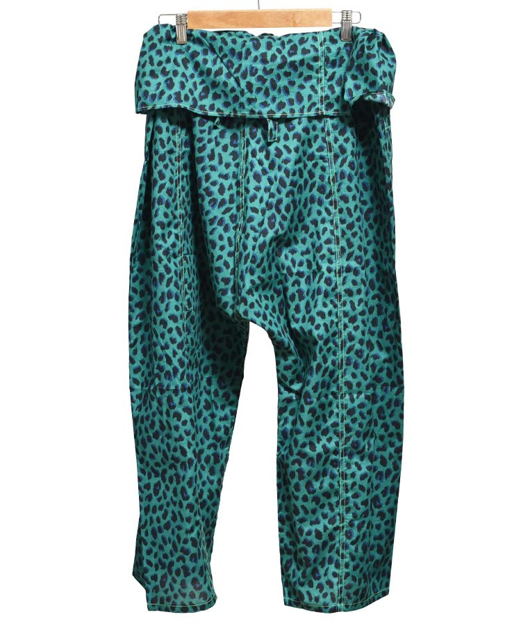 ARIGATO FAKKYU - アリガトファッキュ THAI PANTS /  LEOPARD<img class='new_mark_img2' src='https://img.shop-pro.jp/img/new/icons5.gif' style='border:none;display:inline;margin:0px;padding:0px;width:auto;' />