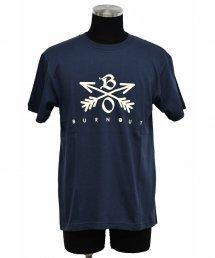 Burnout(バーンアウト) Crossed Arrows T-Shirt 2020 / ネイビー