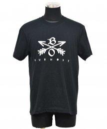 Burnout(バーンアウト) Crossed Arrows T-Shirt 2020 / ブラック