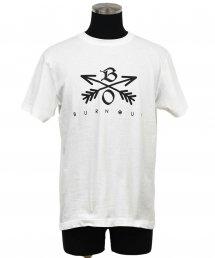 Burnout(バーンアウト) Crossed Arrows T-Shirt 2020 / ホワイト