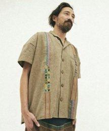【6周年感謝祭 50%off!】ARIGATO FAKKYU - アリガトファッキュ CUBA SHIRT / GREEN