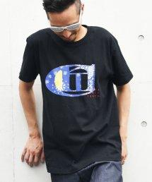 'Conti(コンマコンティ)Logo T-SHIRT / ブラック