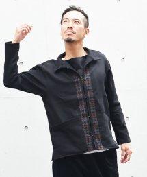 【6周年感謝祭 50%off!】ARIGATO FAKKYU - アリガトファッキュ 極 WIDE SHIRT / BLACK