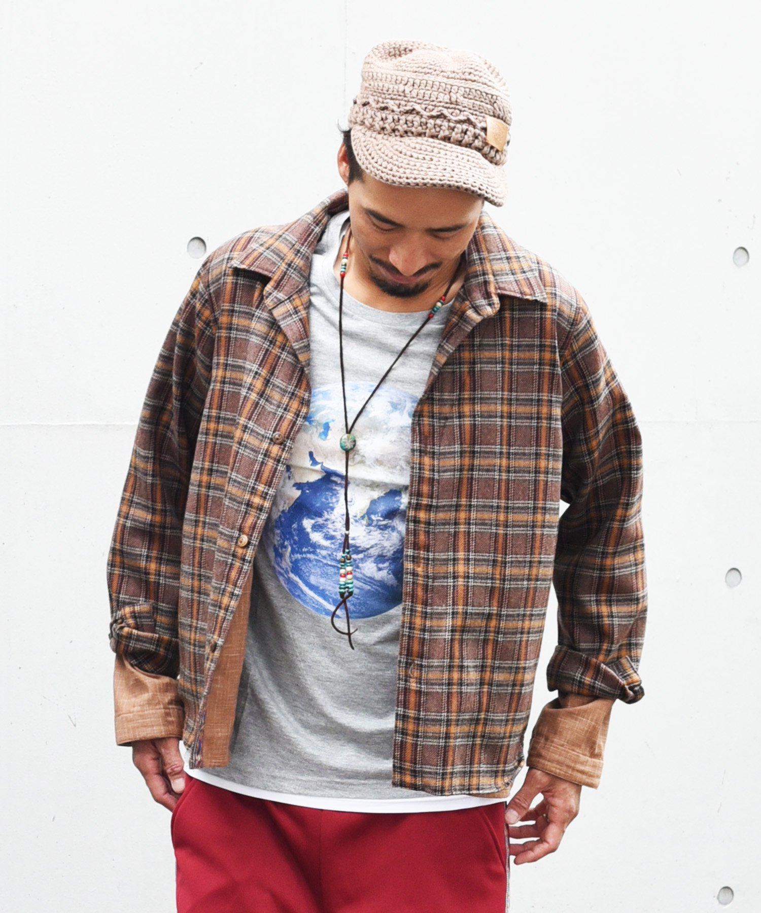 ARIGATO FAKKYU - アリガトファッキュ  Reversible shirt / 5 colors