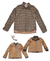 【6周年感謝祭 50%off!】ARIGATO FAKKYU - アリガトファッキュ  Reversible shirt / 5 colors