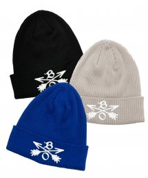 Burnout〔バーンアウト〕 Crossed Arrows Knit Cap(3 colors)