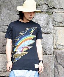 aarticles (アーティクルズ) Big Railroad Blues Tシャツ