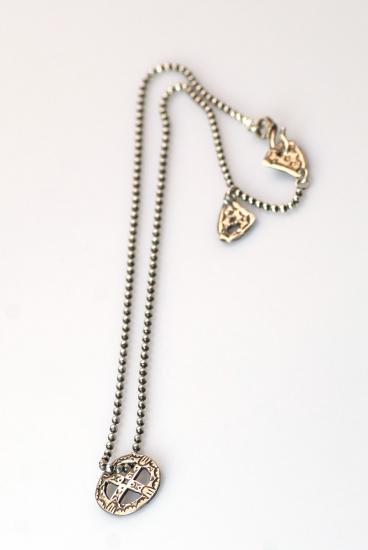 ★受注生産予約 PIKEY(パイキー)Medicine Wheel Ball Chain Necklace(Silver925)