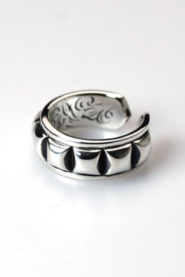 SAHRIVAR(シャフリーバル)Love Kills Ring(Silver925)