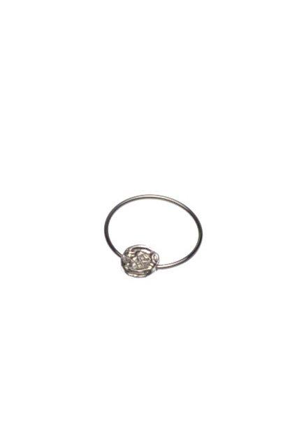 ★受注生産予約 SAHRIVAR(シャフリーヴァル)Floral Ball Pierce / Silver925