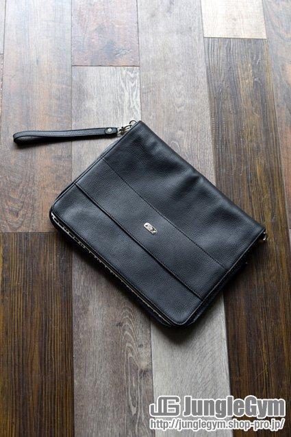 50%off! L.I.P.(リップ) 2WAY Clutch Shoulder Bag / ブラック