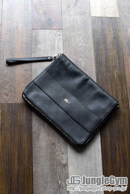 30%off! L.I.P.(リップ) 2WAY Clutch Shoulder Bag / ブラック